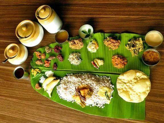 Onam Sadhya-Nutritional Aspects
